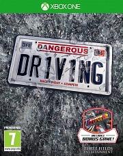Carátula de Dangerous Driving - Xbox One