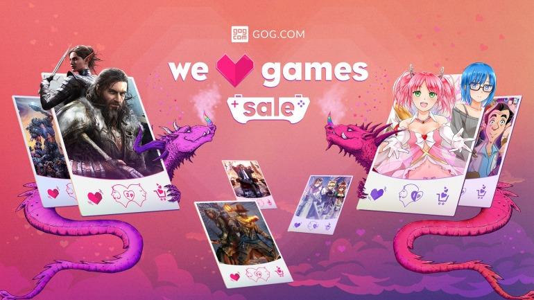 GOG mise sur des jeux en multijoueur coopératif.