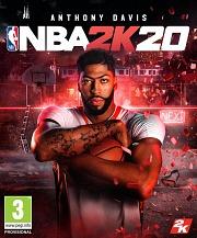 Carátula de NBA 2K20 - Xbox One