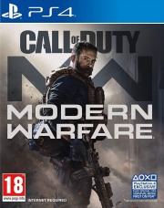 Carátula de Call of Duty: Modern Warfare - PS4