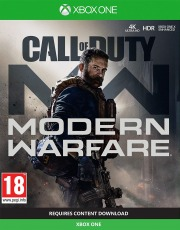 Carátula de Call of Duty: Modern Warfare - Xbox One