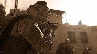 Infinity Ward asegura que Call of Duty: Modern Warfare ya luce como de nueva generación