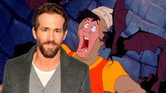 Netflix trabaja en una serie del mítico Dragon's Lair y Ryan Reynolds aspira a ser protagonista