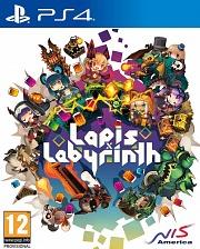 Carátula de Lapis x Labyrinth - PS4