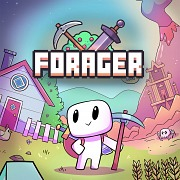 Carátula de Forager - Nintendo Switch