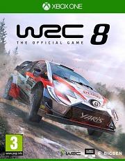 Carátula de WRC 8 - Xbox One