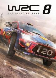 Carátula de WRC 8 - PC