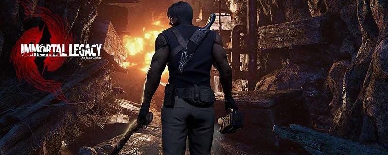 Immortal Legacy, aventuras y acción inmersivas para PSVR