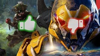 ¿Ha acertado EA lanzando Apex Legends y Anthem casi al mismo tiempo?