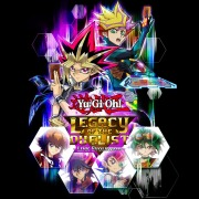 Carátula de Yu-Gi-Oh! Legacy of the Duelist - PS4