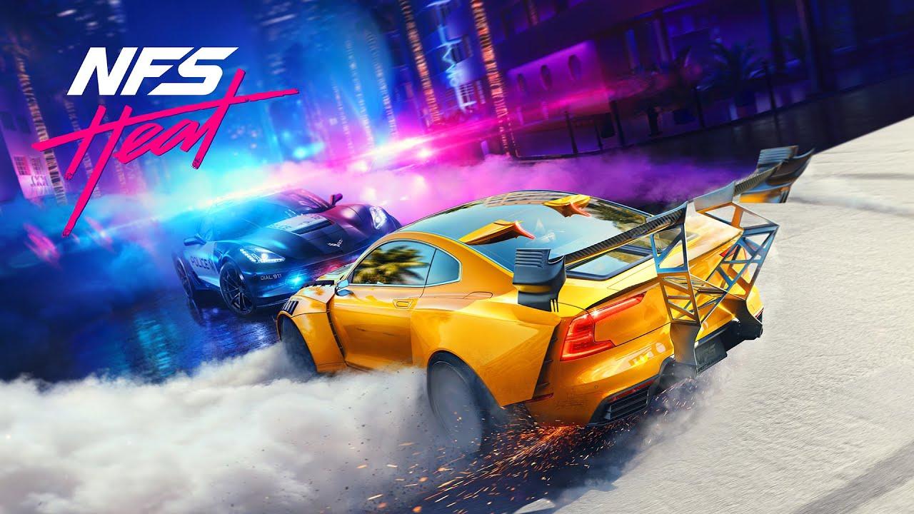 Need For Speed: Heat revela el primer trailer con gameplay