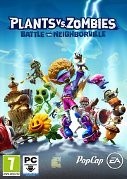 Carátula de Plants vs. Zombies: La Batalla de Neighborville - PC