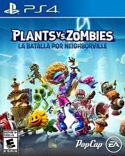 Carátula de Plants vs. Zombies: La Batalla de Neighborville - PS4