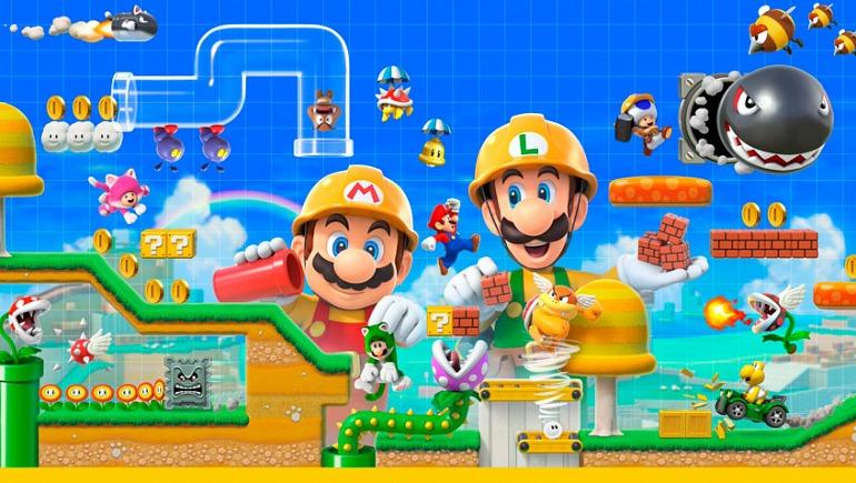 Super Mario Creator 2