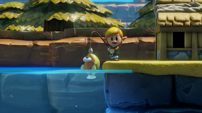 Imagen de The Legend of Zelda: Link's Awakening
