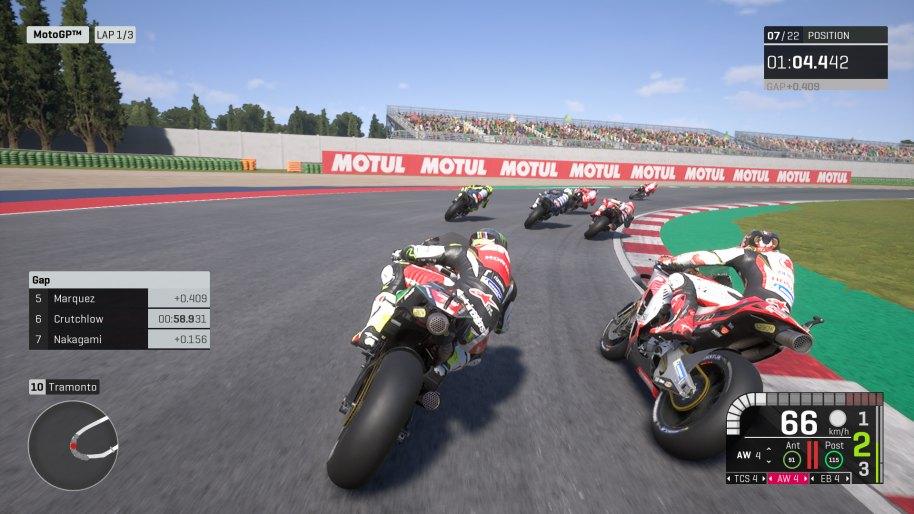 MotoGP 19 análisis