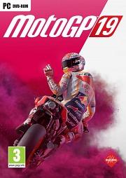 Carátula de MotoGP 19 - PC