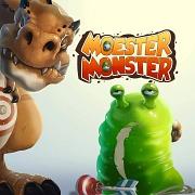 Carátula de Monster Safari - Mac