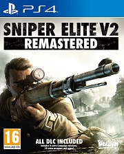 Carátula de Sniper Elite V2 Remastered - PS4