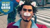Gameplay exclusivo de Yakuza Like a Dragon en el Find Your Next Game