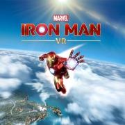 Carátula de Iron Man VR - PS4