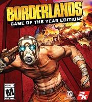 Carátula de Borderlands: Edición Juego del Año - PC