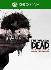 Carátula de The Walking Dead: The Telltale Definitive Series - Xbox One