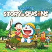 Carátula de Doraemon: Story of Seasons - PS4