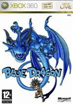 Carátula de Blue Dragon - Xbox 360