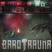 Carátula de Barotrauma - Linux