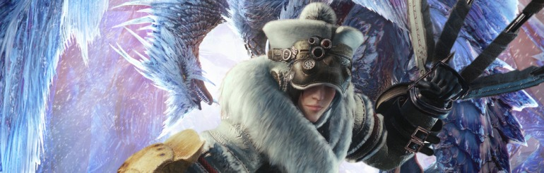 Imagen de Monster Hunter World: Iceborne