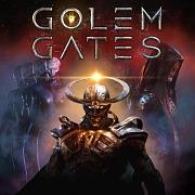 Carátula de Golem Gates - PS4
