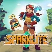 Carátula de Sparklite - Nintendo Switch
