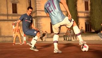 El modo VOLTA de FIFA 20 descarta las microtransacciones, al menos en su lanzamiento