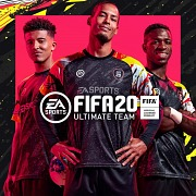 Carátula de FIFA 20: Ultimate Team - Nintendo Switch