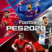 Carátula de PES 2020 - PC
