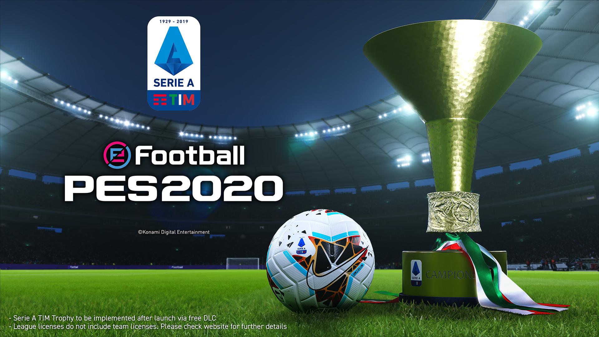 PES 2020 contará con el DLC EURO 2020 y el torneo eEuro2020