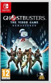 Carátula de Ghostbusters: The Video Game - Nintendo Switch