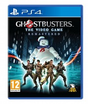 Carátula de Ghostbusters: The Video Game - PS4