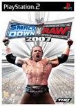 Carátula de WWE SmackDown vs RAW 07 - PS2