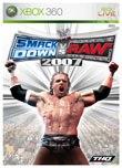 Carátula de WWE SmackDown vs RAW 07 - Xbox 360