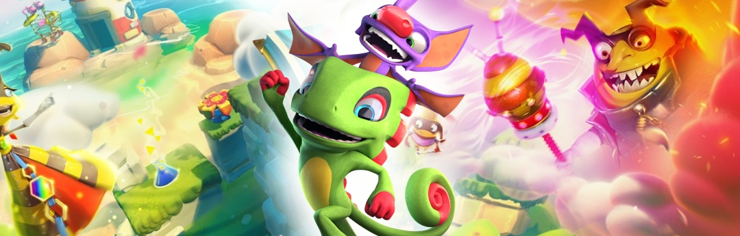 Análisis Yooka-Laylee and the Impossible Lair
