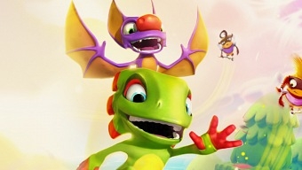 Yooka Layle and the Impossible Lair, plataformas 2D que recuerdan a los clásicos Donkey Kong Country