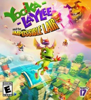 Carátula de Yooka-Laylee and the Impossible Lair - PC