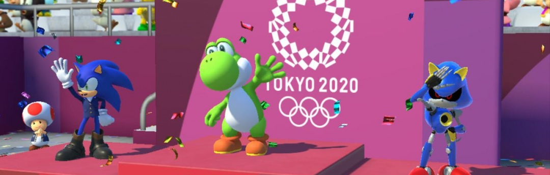 Análisis Mario y Sonic JJ.OO Tokio 2020