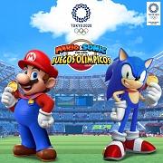 Carátula de Mario y Sonic JJ.OO Tokio 2020 - Nintendo Switch