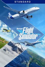 Carátula de Flight Simulator - PC