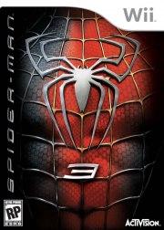 Carátula de Spider-Man 3 - Wii