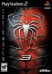 Carátula de Spider-Man 3 - PS2
