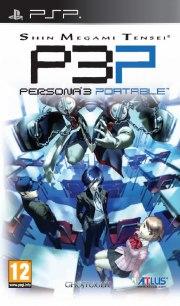 Persona 3 PSP
